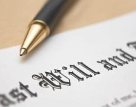 Five reasons for challenging a will